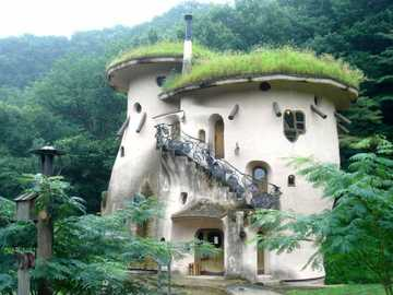 fabulous house with a green roof - fabulous house with a green roof - not far from Tokyo