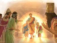 Shadrach, Mesaque i Abednego