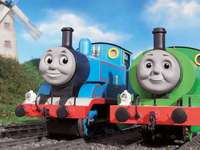 thomas το τρένο κινουμένων σχεδίων