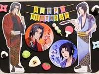 Itachi Sasuke - Itachi Sasuke in yukata