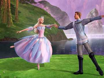 BARBIE FROM SWAN LAKE - Barbie from Swan Lake is a fairy tale with great music by Tchaikovsky, in which Barbie appears as Od