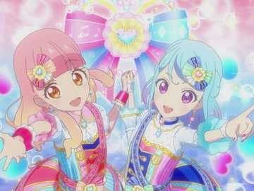Best Pure Palette Wish - 偶像 團體 Pure Palette 的 Miracle Special Appeal。 服裝 : Happy Revolution Coord 、 Art R