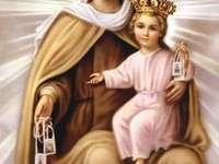 the virgin - maria from heaven sebas