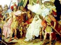 De gewelddadige scènes van Homer's Iliad - De gewelddadige scènes In de rapsodie D Antilochus vermoordt de zoon van Nestor Echepolos.