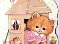 Mijn kartonnen huis