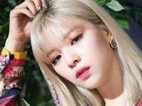 Jeongyeon sempre di più - su 90 cm giù 90 cm destra 90 cm sinistra 90 cm
