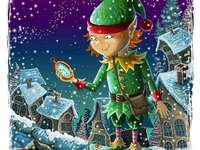 Vánoční Pixie