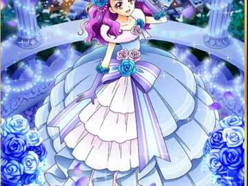 Princess Milky rose puzzle - Hi today I will show you an puzzle. it is milky rose princess .hope you will like it.thanks.