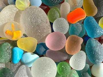 szklana plaża - szklana plaża - piękna przyroda