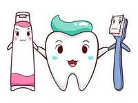 boldog fog - enni egészséges boldog fogat
