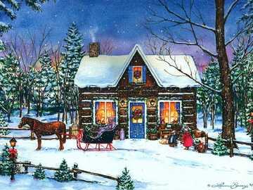 Christmas landscapes - Christmas landscapes =)