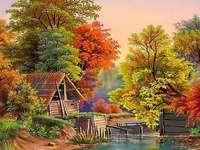 Φθινοπωρινό τοπίο.