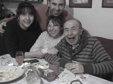 THE GARCIA - MY FAMILY WHEN FATHER WAS WITH US