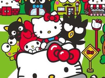 Image in Hello Kitty and Friends - Image in Hello Kitty and Friends