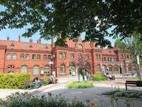 Malbork - estación de tren