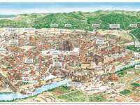 die mittelalterliche Stadt