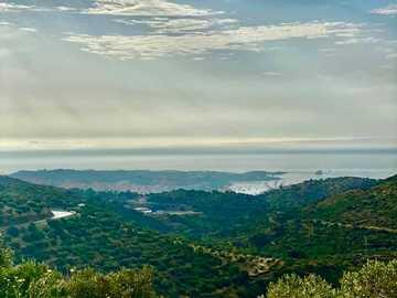 El Empurdan;) - Paisaje, Costa Brava, Empurdan