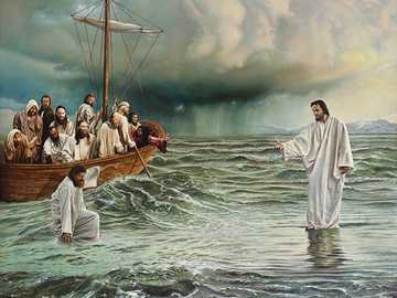 JESUS ​​AND THE SEA - The famous lake where Jesus walked can dry up ...