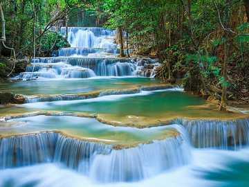 Beautiful waterfall - Beautiful Waterfall 2018 =)