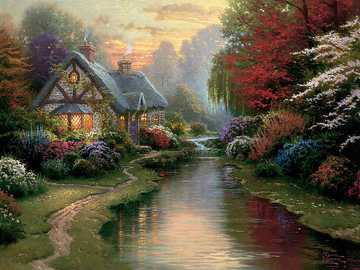 Casa al lado del Río - Casa al lado del Río
