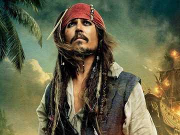 super pirata - pirata super lindo en rompecabezas
