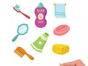 Personal hygiene items - personal hygiene of preschoolers