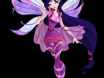 WINX CLUB - MUSA BLOOMIX - Musa bloomix. Winc club 6 season by Forgotten-By-Gods | Winx club ...