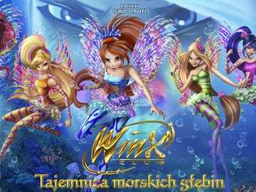 """WINX CLUB - Unique adventures of fairies in the animation """"Winx Club: Mystery ..."""