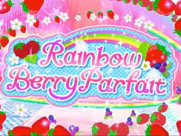 Logo Rainbow Berry Parfait - Berry Parfait