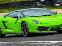 VERT LAMBORGHINI - Lamborghini Huracan, vert