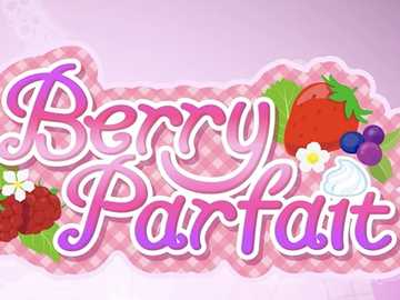 Logo Berry Parfait - Rainbow Berry (Rainbow Berry) Parfait。