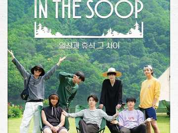BTS IN THE SOOP - BTS ventures for a week in the woods