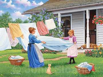 Jigsaw puzzle. - Puzzle for children ...
