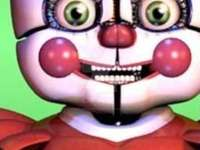 Circus Baby SING-affisch