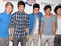 One Direction - Boy Band, Británica-Irlandés