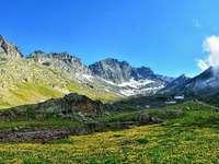 Πανόραμα - ορεινό τοπίο ---