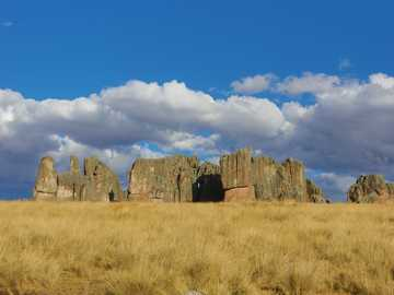 huayllay - Esta es una reserva natural llamada Huaypo.