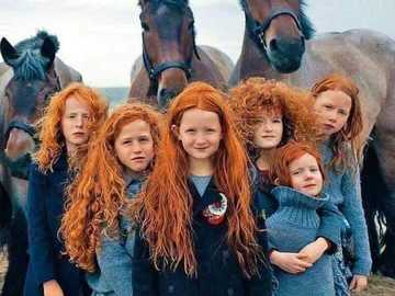 Pretty Redheads - Redhead competition in Ireland