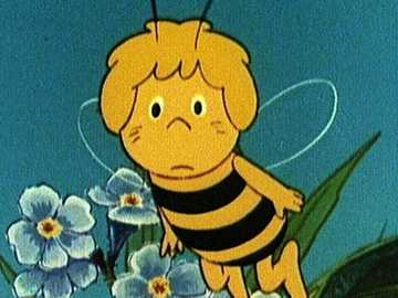 "MAYA THE BEE - Maja the bee and her adventures ""Waldemar Bonsels"
