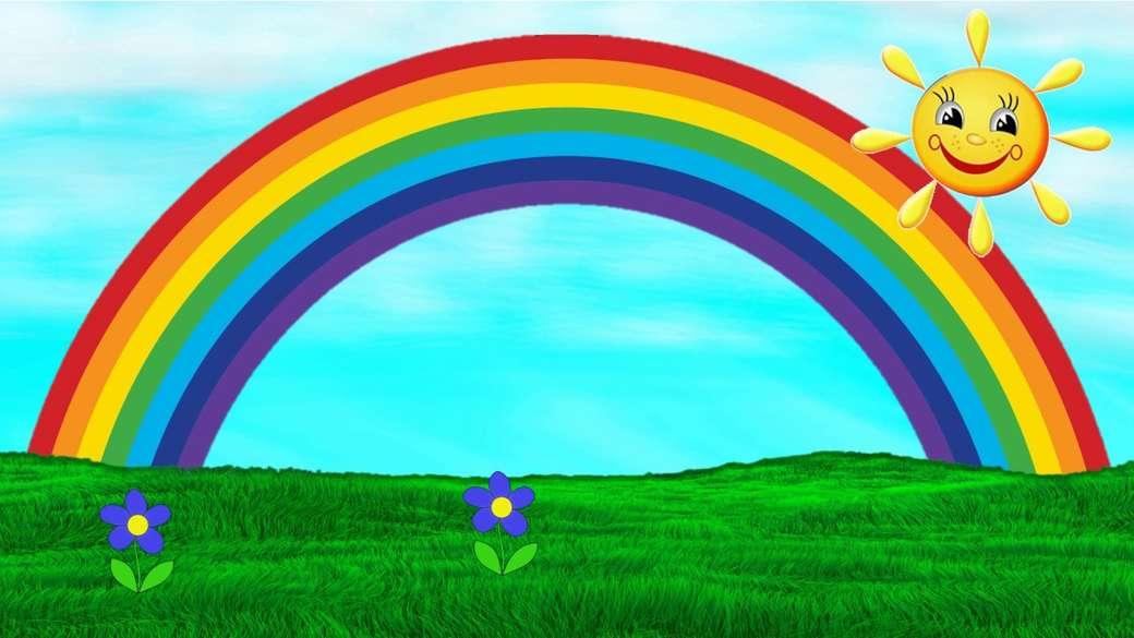 regenbogen mary  löse puzzlespiele kostenlos auf puzzle