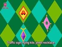 t is voor verkeersbord kite ketting