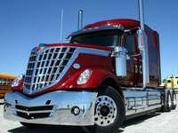 Truck International Lonestar - Truck International Lonestar