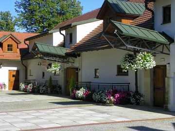 Niedaleko Wieliczki - Willa Winnica niedaleko Wieliczki