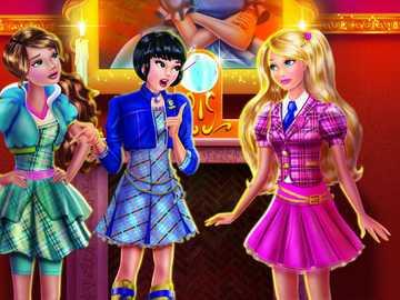 BARBIE UND DIE AKADEMIE DER PRINZESSINEN - Foto von Will Blair Willows - Prinzessin Sophiah (Barbie ...