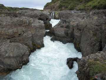 Deshielo - Aguas bravas desde el glaciar