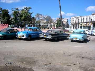 Kultura kubańska - Kubańska kultura motoryzacyjna