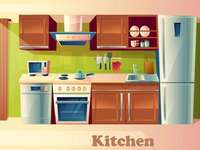 Kitchen- Cocina