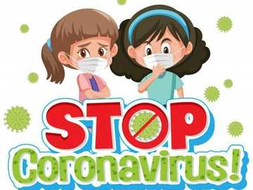 Stop Coronavirus - Remember that everyone is participating to remove the virus from the ranks of people across the coun
