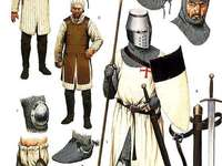 Crusader Knight Armor