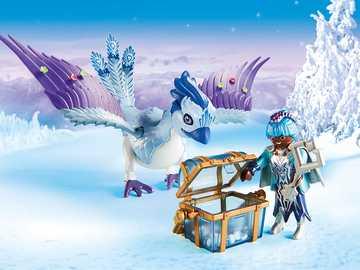 PHOTO D'HIVER - Phoenix d'hiver - 9472 - PLAYMOBIL® Polska